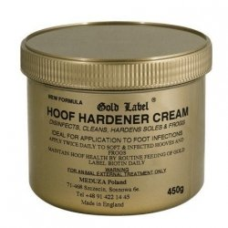 Gold Label Hoof Hardener Cream utwardzacz do kopyt