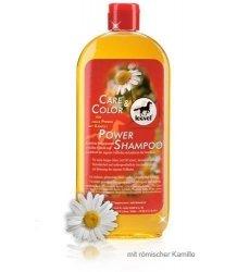 LEOVET Power Shampoo z rumiankiem - szampon dla jasnych koni 24H