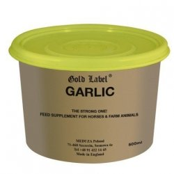 Gold Label Garlic Supplement - Czosnek 500g