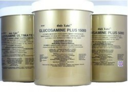 Gold Label Glucosamine Plus 15000 preparat na stawy