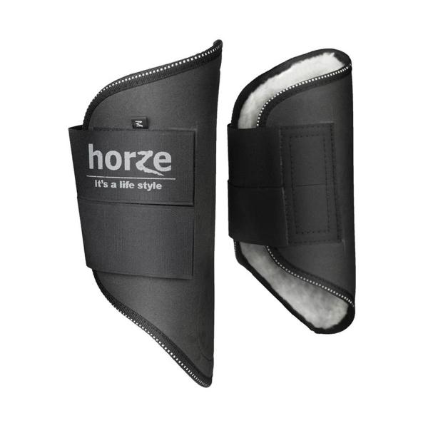 Ochraniacze Horze podszyte sztucznym futerkiem
