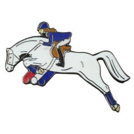 Przypinka HR z koniem różne wzory