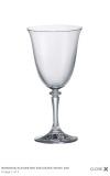 Kieliszek do wina czerwonego. Pojemność: 290ml