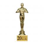 Statuetka  '20 rocznica ślubu'