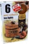 PODGRZEWACZ 6 SZTUK TEA LIGHT Anti-Tobacco