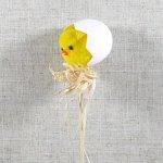 Kurczak w skorupce na piku