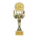 Statuetka Victoria '25 rocznica ślubu'