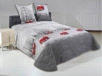 Narzuta na łóżko Portugo + dwie poszewki