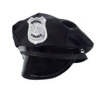 Czapka policjana
