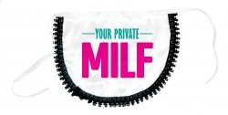 Fartuszek ' Your Private Milf'