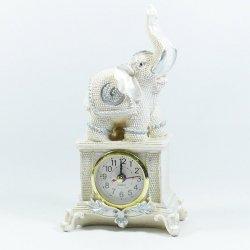 Słoń zegar, perłowy