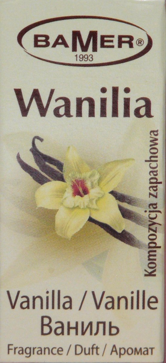 Kompozycja zapachowa WANILIA