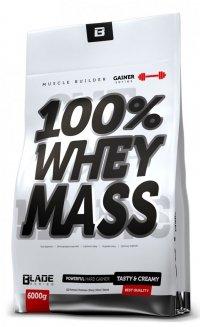 100% WHEY MASS 6000g