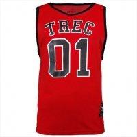Trec Wear Tank Top JERSEY 001 RED