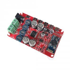 Moduł wzmacniacz audio z Bluetooth 2x25W TDA7492P - bezprzewodowy wzmacniacz